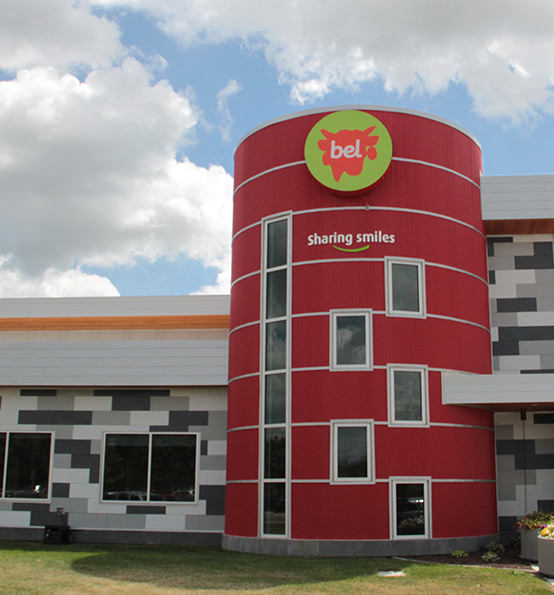 Bel Brands USA facility exterior
